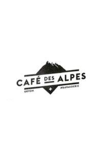 café des alpes logo 2